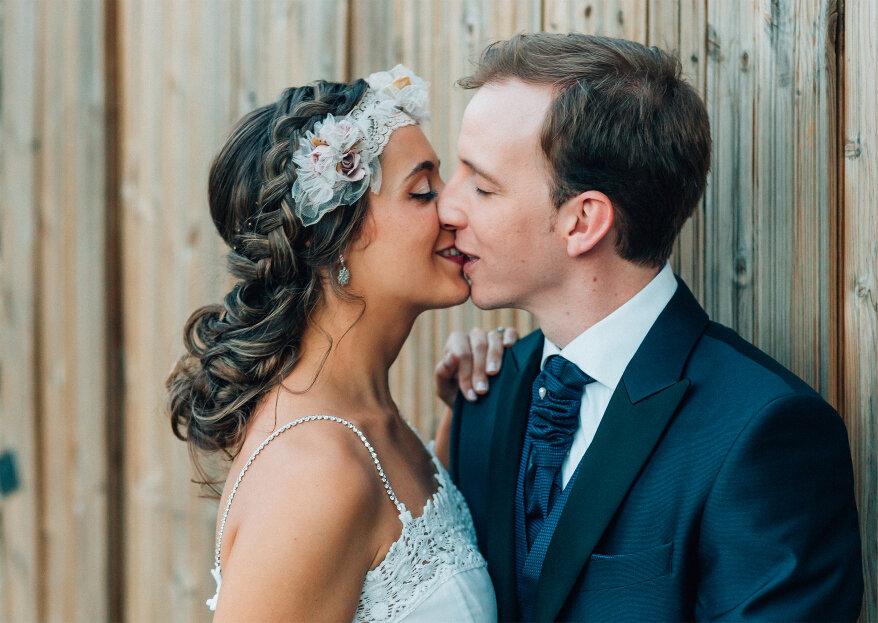 Samuel Vera Fotografía: la expresión más sincera del amor en tu reportaje de boda
