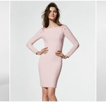 f809d5b07905 Vestidos de fiesta Pronovias 2018: Las tendencias que NO querrás ...