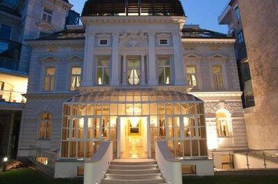 Hochzeitslocations in Wien - hier trifft Tradition auf Moderne