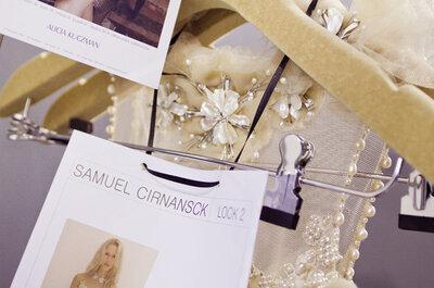SPFW: os detalhes de Samuel Cirnansck para noivas