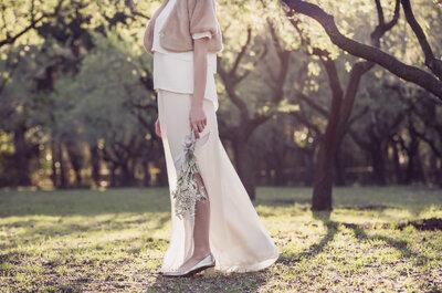 Das passende Brautkleid für jedes Alter: So stylen sich Bräute von 20 bis 50!