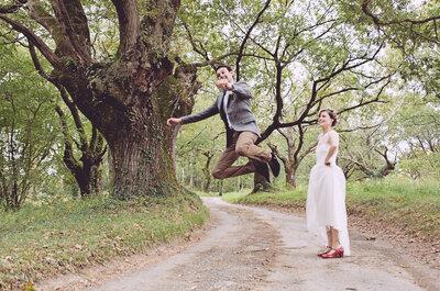 Studien bestätigen: Heiraten macht glücklich!