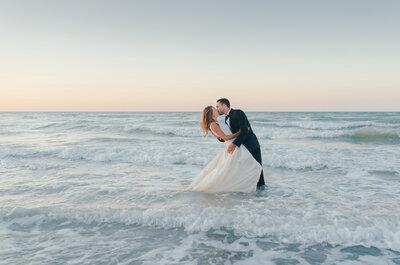 10 Photographes de mariage phénoménaux en Normandie !