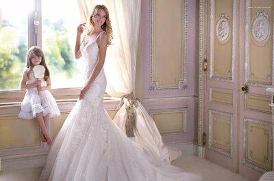 ¡Vestidos de reventa para novias! Ventajas y beneficios de optar por vestidos de re-estreno