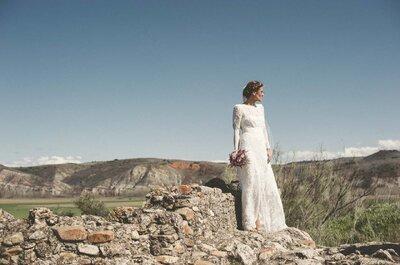 50 síes y noes sobre tu vestido de novia, antes, durante y después de la boda