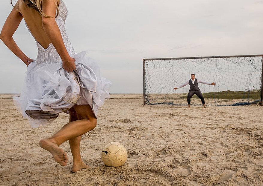 Mundial 2018: guía para sobrevivir a una boda cuando hay partido