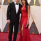 Matt Damon с женой Luciana Barroso.