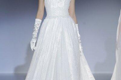 Vestidos de novia 2014 by Franc Sarabia