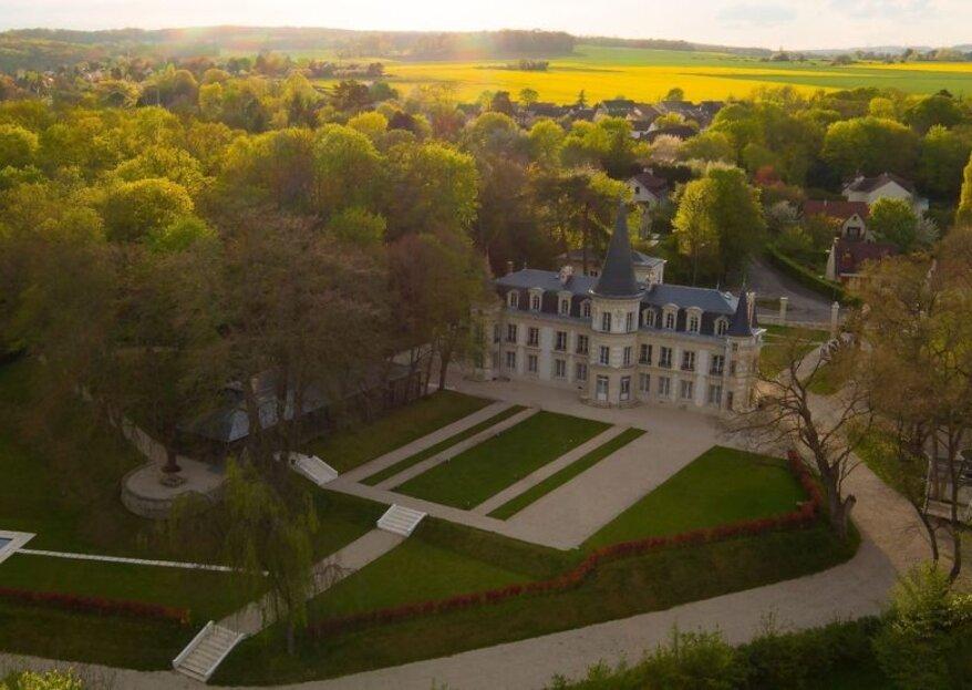 Mon beau jour aura lieu dans un château ce printemps !