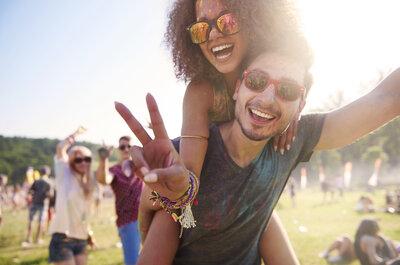 ¿Amor y música? Por qué deberías ir a un festival de música con tu pareja