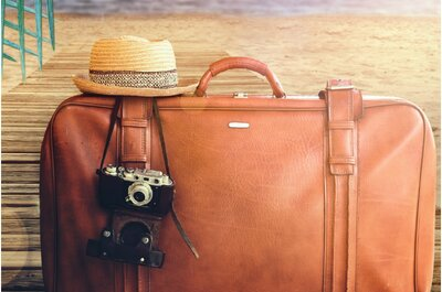 How to pack your suitcase for your honeymoon!