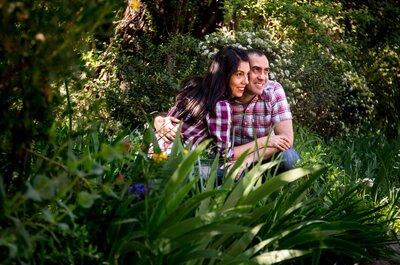 Priscilla y Daniel, ¡un gran casamiento palestino!
