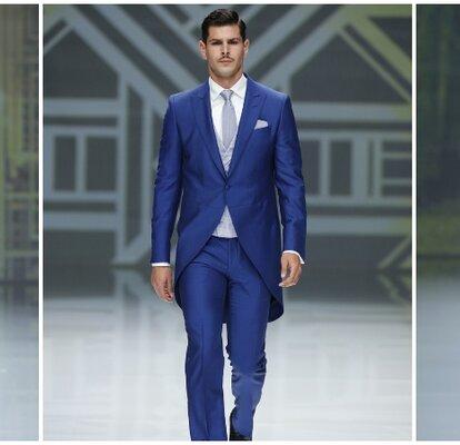 1df67d5ca8758 Garnitury ślubne: najbardziej eleganckie stylizacje na dzień ślubu!