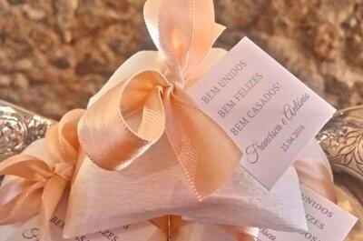 Lembranças de Casamento Lisboa: recordações originais para brindar os seus convidados!