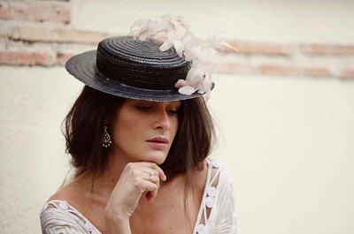 So schön können Hüte als Accessoire für Hochzeitsgäste aussehen