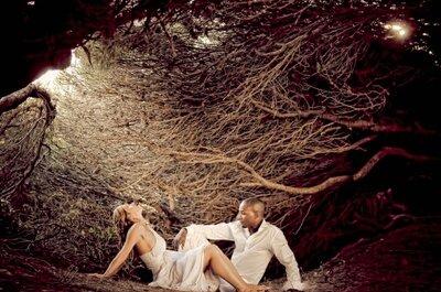 Et le gagnant du concours de la meilleure photo de mariage française 2012 est...