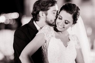 Erica &Eduardo: casamento ao ar livre DIVINO com inspiração portuguesa no Rio de Janeiro!
