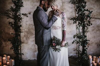 Stili, temi e colori per il perfetto matrimonio 2017