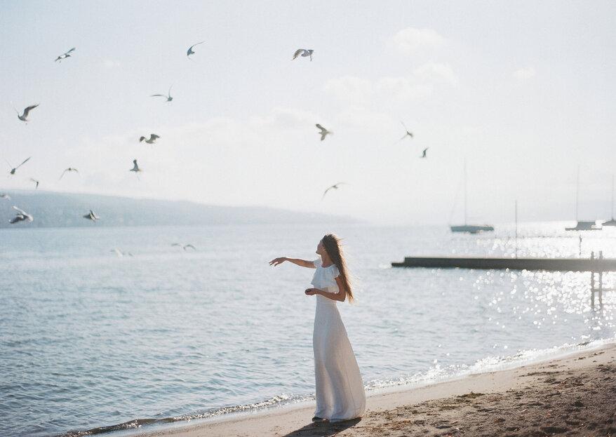 Oksana Bernoldfängt die reine Schönheit Ihrer Hochzeit mit ihrer Kamera ein