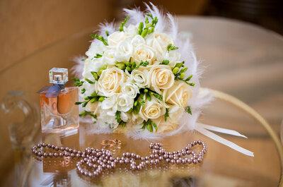 Lust auf ein neues Parfum: Die neuesten Trends für Frühjahrs-Hochzeiten 2015 von unseren Experten