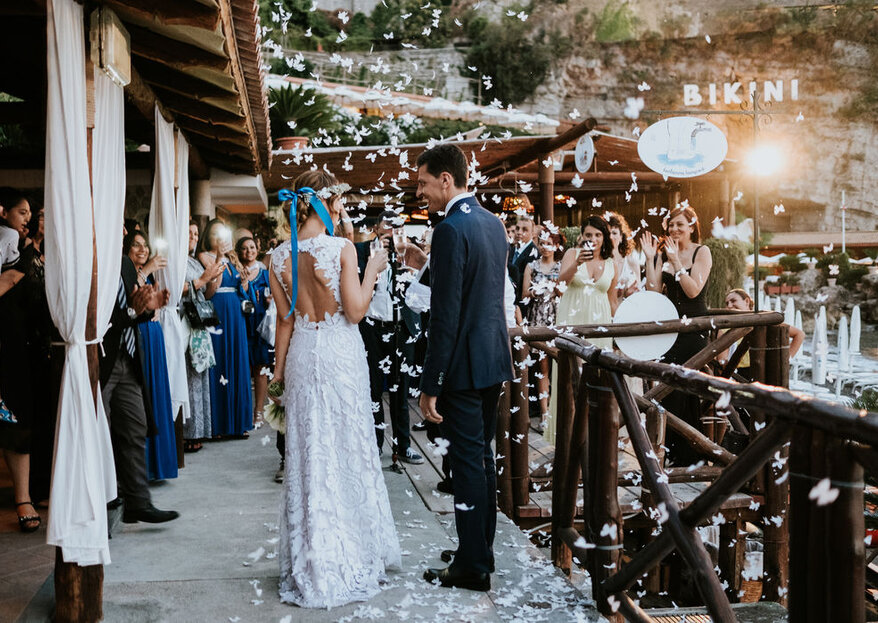 Extra Touches: Must-have recommendations for your unforgettable destination wedding in Italy