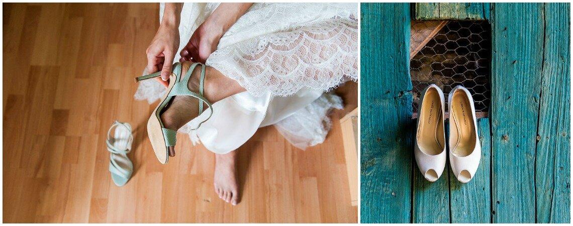 Bruidsschoenen en trouwschoenen: zie de meest ideale tips en tricks!