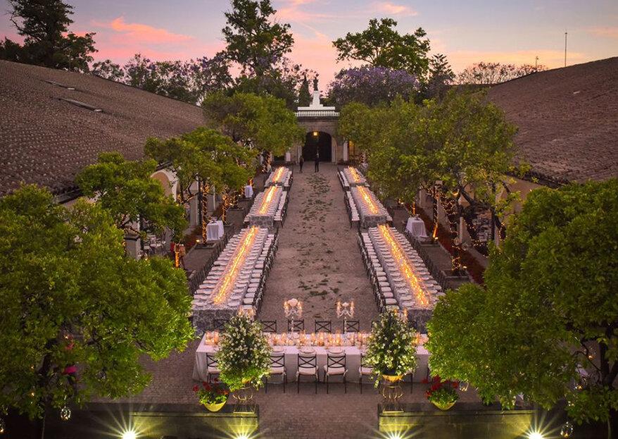 Los 10 mejores lugares de celebración de bodas de Cádiz