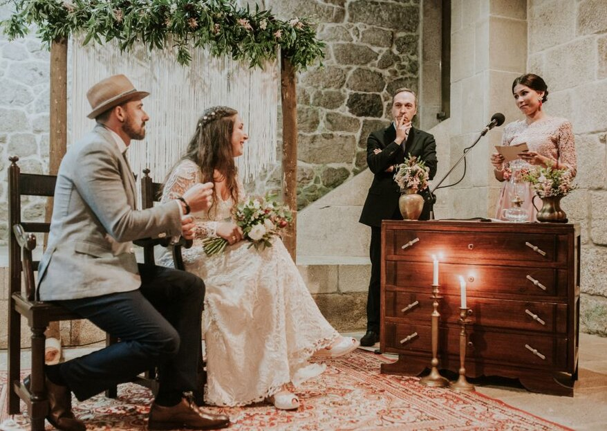Como decorar o altar do seu casamento: que estilo prefere?