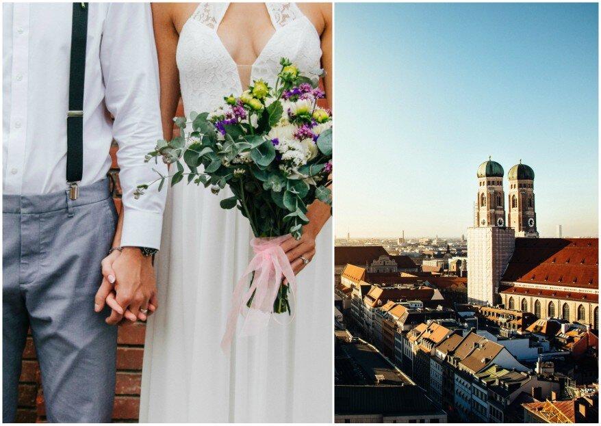 Unsere TOP 10 Hochzeitsfotografen aus München und Umgebung für die schönsten Augenblicke Ihrer Feier