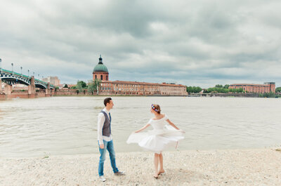 60 raisons pour lesquelles vous vous mariez avec l'amour de votre vie