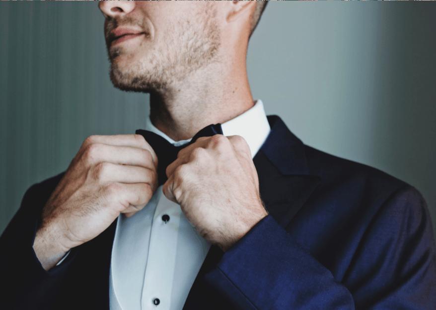 Come scegliere l'abito da sposo in 5 passi