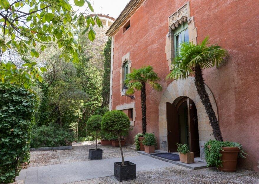 La Masía de José Luis: la esencia mediterránea en el centro de Madrid para bodas originales