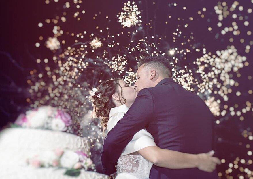 Le prove del vostro amore nel racconto fotografico delle vostre nozze