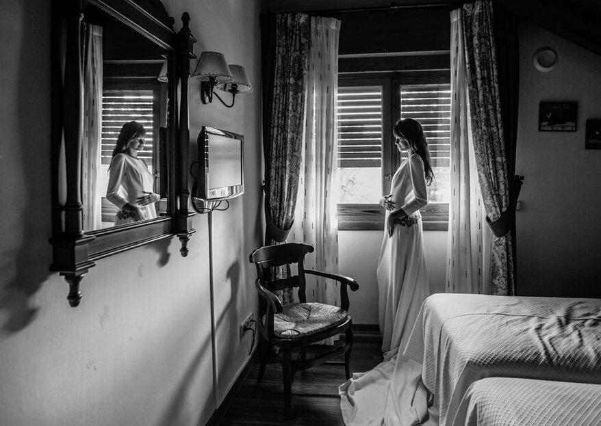 La fotografía de vuestra boda en manos de Jorge Góngora, un reconocido profesional con amplia experiencia
