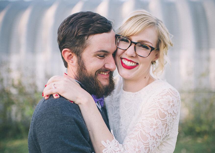 Vai casar de óculos? Conheça 8 dicas para sobreviver no dia do casamento