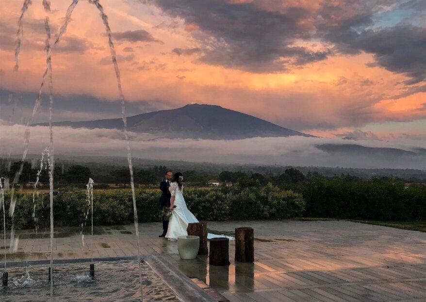 La location dei vostri sogni con un bellissimo panorama sull'Etna: La Fucina Di Vulcano