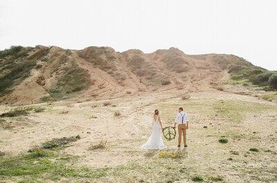 Make love, no war! Как сделать свадьбу в стиле хиппи?