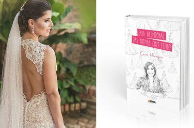 Como saber que tecido usar no vestido de noiva? Carol Hungria responde!