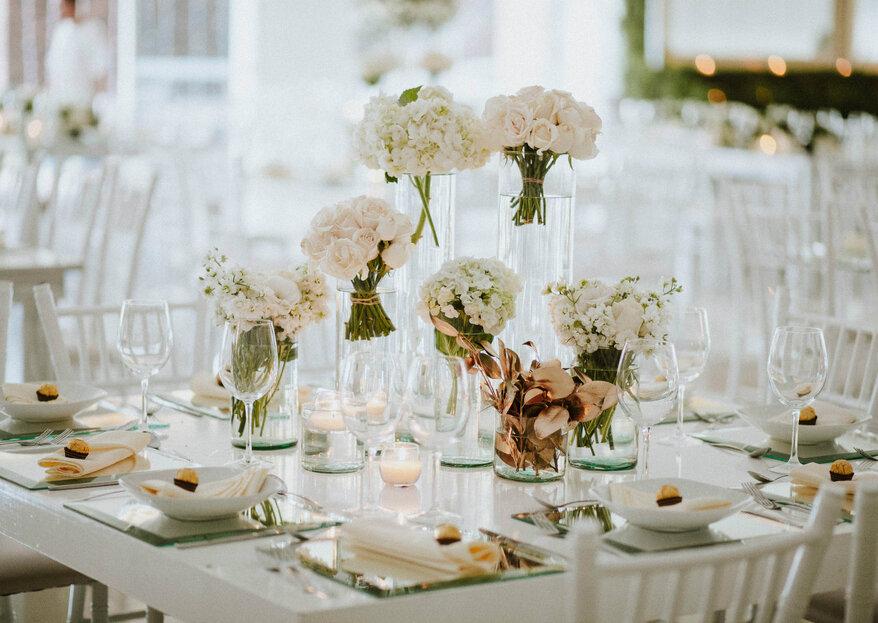 Vive una boda mágica con 11Once Eventos Wedding Planner: ¡los expertos que la harán realidad!