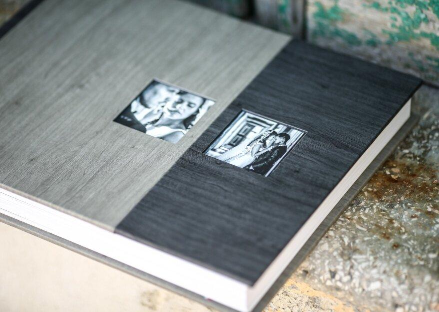 Album Uniko, un capolavoro del tutto personalizzato in ricordo del vostro matrimonio!
