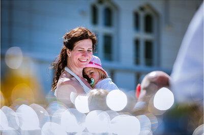 Unser offizieller Ratgeber zu Kindern bei Hochzeiten: Geschenke, Etikette & mehr!