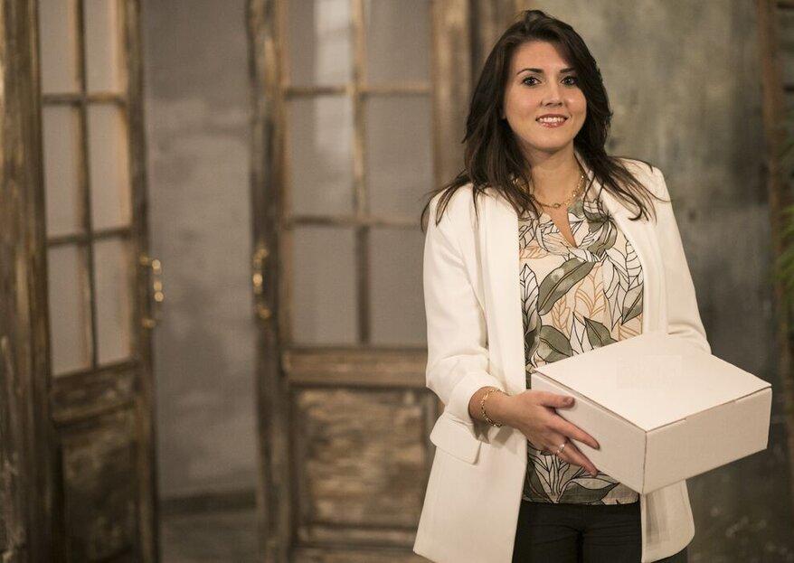 Ilaria Bosco Event Planner erschafft eine magische Atmosphäre am Hochzeitstag