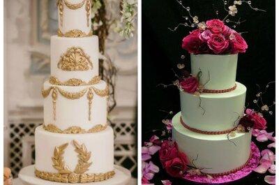 10 wedding cakes qui blufferont les invités de votre mariage en 2016