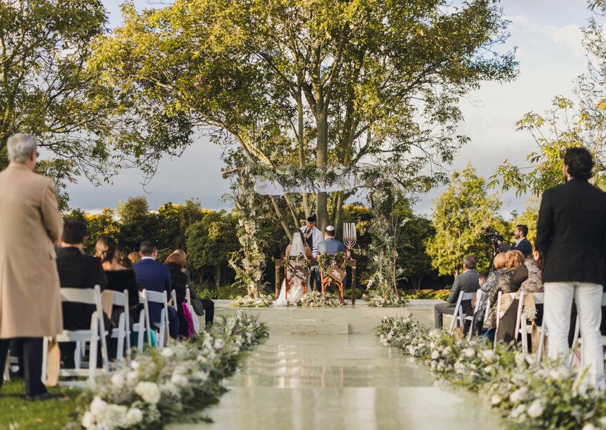 Una boda en la que el concepto es tu sueño, así lo hace Doce Bodas