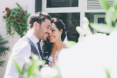 Casamento na Itália de Nayane e Matteo:  Rústico, minimalista, DIY e inesquecível...