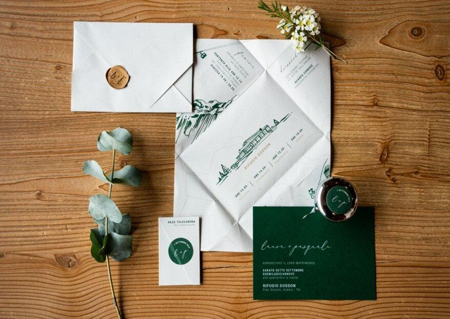 IuMi Wedding Boutique, l'immagine coordinata handmade, raffinata e personalizzata per il vostro matrimonio