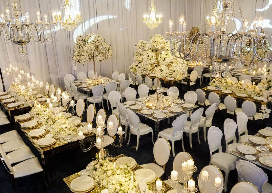Hilton Bogotá Corferias, el lugar ideal para una boda elegante en Bogotá