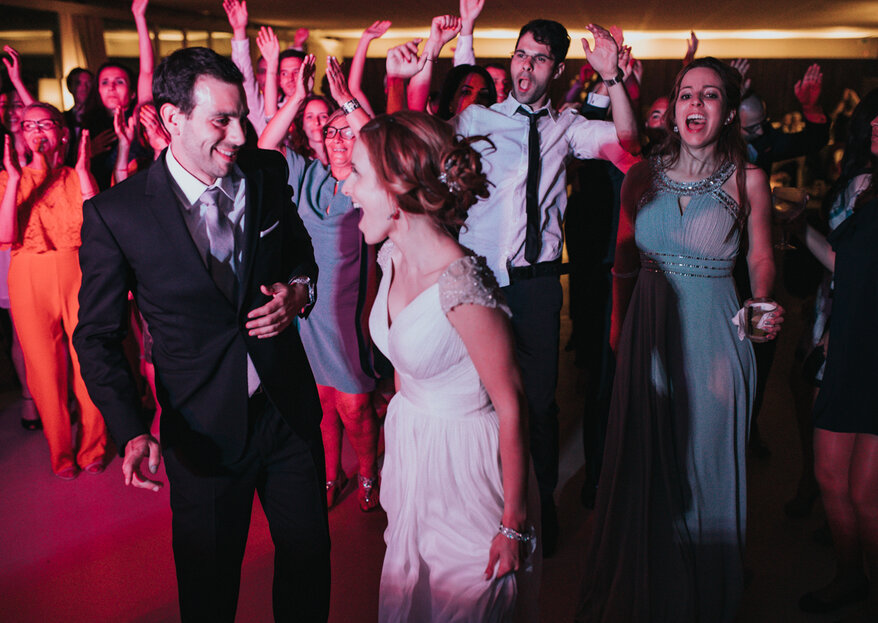 A animação que não pode faltar no seu casamento