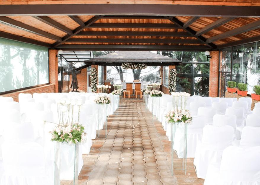 Cedrela Tecamachalco: el lugar ideal para celebrar una boda íntima no muy lejos de la ciudad