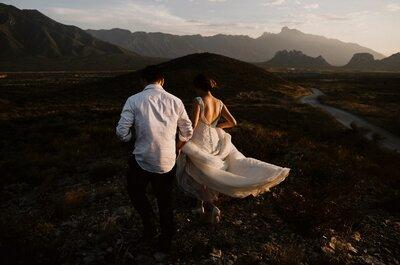 Boda en Monterrey: ¡Mini-guía con todo lo que necesitas saber para tener la boda de tus sueños!